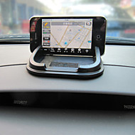 auto-interieur met de mobiele telefoon mat auto styling