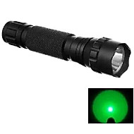 WF-501B LED Flashlights / Torch Handheld Flashlights/Torch LED 240 lm 1 Mode Cree XR-E Q5 Nonslip grip for Camping/Hiking/Caving Hunting