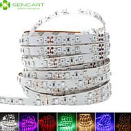 halpa LED-valonauhat-SENCART Joustavat LED-valonauhat 150 LEDit Lämmin valkoinen Valkoinen Viininpunainen Vihreä Keltainen Sininen Punainen Leikattava