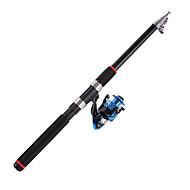 お買い得  釣り用アクセサリー-テレスピンロッド テレスピンロッド 炭素 海釣り ロッド