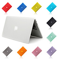 2 1 şeker renkleri yumuşak dokunuşlu plastik zor durumda kapak& elma macbook air 13 'için klavye kapağı' (çeşitli renk)