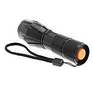 5 Torce LED Torce LED 2000 lm 5 Modo Cree XM-L T6 Impermeabile Zoom disponibile per Multiuso Batterie non incluse