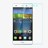 お買い得  スクリーンプロテクター-スクリーンプロテクター Huawei のために 強化ガラス 1枚 ハイディフィニション(HD)