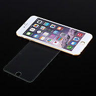 Недорогие Модные популярные товары-Защитная плёнка для экрана Apple для iPhone 6s Plus iPhone 6 Plus Закаленное стекло 1 ед. Защитная пленка для экрана Взрывозащищенный