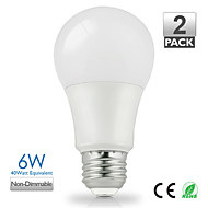 E26/E27 LED Globe Bulbs A60(A19) 14 SMD 5630 500 lm Warm White Cold White Natural White 2700-5000 K AC 220-240 AC 110-130 V