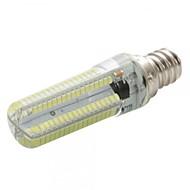 E12 LED-kolbepærer T 152 leds SMD 3014 Dæmpbar Varm hvid Kold hvid 450lm 2800-3200/6000-6500K Vekselstrøm 220-240 Vekselstrøm 110-130V