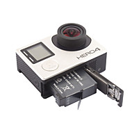 Battery Convenient For Action Camera Gopro 4 Universal Other