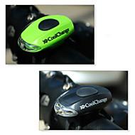 自転車用ライト 後部バイク光 安全ライト 自転車グローライト LED - サイクリング コンパクトデザイン 警告 CR2032 50-70 ルーメン バッテリー レッド サイクリング-CoolChange