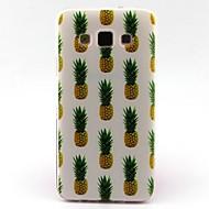 Χαμηλού Κόστους Θήκες / Καλύμματα Galaxy A Series-Για Samsung Galaxy Θήκη Με σχέδια tok Πίσω Κάλυμμα tok Φρούτα TPU Samsung A5 / A3