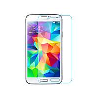 Skærmbeskytter for Samsung Galaxy S5 Hærdet Glas Skærmbeskyttelse Anti-Glans