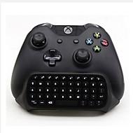 MICROSOFT XBOX 1コントローラ用のミニワイヤレスchatpadメッセージゲームコントローラキーボード