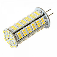 YWXLight® 5W G4 LED Corn Lights 126 SMD 3014 450-500 lm Warm White Cold White DC 12 AC 12 AC 24 DC 24 V