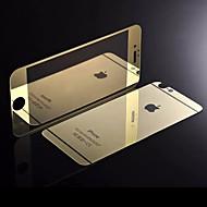 Недорогие Защитные плёнки для экрана iPhone-Защитная плёнка для экрана Apple для iPhone 7 iPhone 6s iPhone 6 Закаленное стекло 1 ед. Защитная пленка для экрана Взрывозащищенный HD