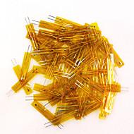 abordables Piezas de Bricolaje y Manualidades-película ntc mf5b termistor tipo de parche 100k 1% b 3950 de largo 25mm