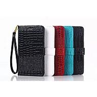 Недорогие Чехлы и кейсы для Galaxy Note-Для Samsung Galaxy Note Бумажник для карт / Кошелек / со стендом / Флип Кейс для Чехол Кейс для Геометрический рисунок Искусственная кожа