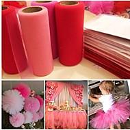 Organza Ünnepség dekoráció-1db / Set Menyasszonyköszöntő Újszülöttköszöntő Érettségi Születésnap Bálint nap Esküvő