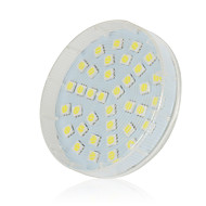 abordables LeXing-1pc gx53 5w 400-500lm 36 cuentas led smd 5050 blanco cálido / blanco frío / blanco natural 220-240 v / rohs / fcc
