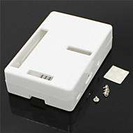 ラズベリーパイ2モデルBのABSケース/ボックス&ラズベリーパイB +  - 白