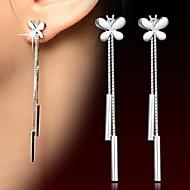 levne Šperky&Hodinky-Dámské Visací náušnice Stříbro Slitina Šperky Denní Ležérní Sport Kostýmní šperky