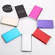 abordables Novedades Personalizadas-Regalos personalizados - Aluminio - Rojo / Negro / Azul / Rosa / Morado / Oro / Plata - Imanes -