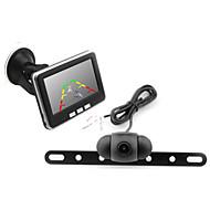 Недорогие Видеорегистраторы для авто-Автомобильный видеорегистратор Экран Автомобильный видеорегистратор