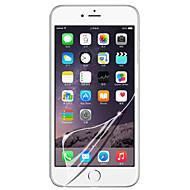 [3-Pack] высокая прозрачность LCD кристально чистый протектор с чистящей тканью для iphone 6с плюс / 6 плюс экран