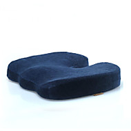 lorcoo®hot nya svanskotan ortopediska minne skum sittdyna till stol bil kontoret hemma botten SEATS massagekudde