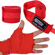 Hand- & Polsbrace Handwikkels voor Martial art Boksen Taekwondo Thaiboksen Sanda Karate UnisexAdemend Verstelbaar Rekbaar Elastisch