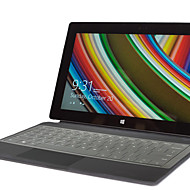 abordables Alfombrillas para Ratón-XSKN ultra delgado claro piel del teclado de TPU transparente piel del teclado transparente para pro superficie microsoft 3, nosotros