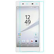 お買い得  スクリーンプロテクター-スクリーンプロテクター のために Sony Sony Xperia Z5 強化ガラス 1枚 ハイディフィニション(HD)
