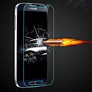 HD отпечатков пальцев доказательство прозрачный царапинам стекло пленка для Samsung Galaxy S4