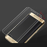 HZBYC® 0.2mm Clear HD Premium Real Tempered Glass Screen Protector for Samsung Galaxy S6 edge
