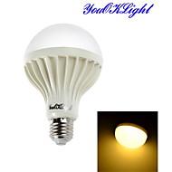 E26/E27 LED-pallolamput 9 ledit SMD 5630 Koristeltu Lämmin valkoinen 450lm 3000K AC 220-240V