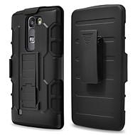 Для Кейс для LG Чехлы панели Защита от удара со стендом Задняя крышка Кейс для Армированный Твердый PC для LG LG G6 LG G5