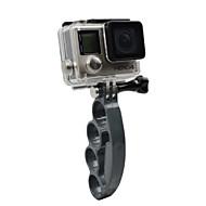 お買い得  スポーツカメラ & GoPro 用アクセサリー-一脚 取付方法 便利 ために アクションカメラ フリーサイズ Gopro 5 Gopro 4 Black Gopro 4 Session Gopro 4 Silver Gopro 4 Gopro 3 Gopro 3+ Gopro 2 SJ4000 Gopro 3/2/1
