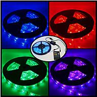 ZDM ™ DC12V SMD RGB tubo IP67 72W impermeabile 5 metro 300 * 5050 musica suite di lampada al neon di induzione