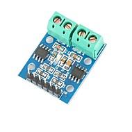 深い青色 - 基板モジュールを駆動l9110s 2-CH motro