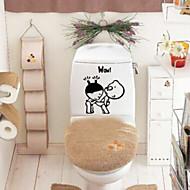 お買い得  インテリア用品-浴室小物 多機能 エコ プレゼント カートゥン 創造的 カトゥーン プラスチック 1枚 - 浴室 その他のバスルームアクセサリー