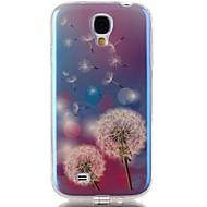 Mert Samsung Galaxy tok Minta Case Hátlap Case Pitypang TPU Samsung S6 edge plus / S6 edge / S6 / S5 / S4