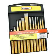 CR  -  V材料を使用して設定rewin®ツール個入りパンチとチゼル