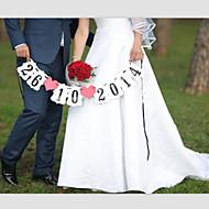 abordables Vacaciones y Fiesta decoraciones-Boda Cumpleaños Pedida San Valentín Papel perlado Decoraciones de la boda Tema Playa Tema Jardín Tema Asiático Tema Floral Tema Lazo Tema