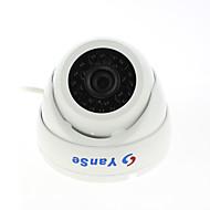 halpa -yanse® IP66 vesitiivis CCTV kotiin valvonta IR Cut kupoli valvontakamera