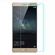 お買い得  スクリーンプロテクター-スクリーンプロテクター Huawei のために Huawei Mate S 強化ガラス 1枚 ハイディフィニション(HD)
