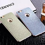 Недорогие Кейсы для iPhone 8 Plus-Кейс для Назначение Apple iPhone 8 / iPhone 8 Plus / iPhone 7 С узором Кейс на заднюю панель Сияние и блеск Мягкий ТПУ для iPhone 8 Pluss / iPhone 8 / iPhone 7 Plus