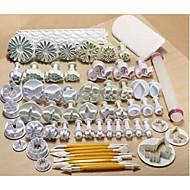 abordables Gran promoción para el hogar-Herramientas para hornear El plastico Manualidades Pastel Moldes para pasteles 1pc