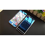 preiswerte iPhone Bildschirm Schutzfolien-Displayschutzmembran aus gehärtetem Glas Film 9h farbiger Galvanisierung explosionsgeschützt für iphone 6s plus / 6 Plus