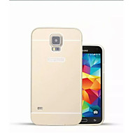 különleges design egyszínű fém hátlap és a lökhárító Samsung Galaxy s5 i9600