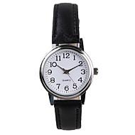 Genuine Simple Black Belt Women's Watch Cool Watches Unique Watches Strap Watch