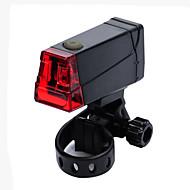 LED Kerékpár világítás Fényszóró Szíj LED 7 lm 7 Mód - Kompakt méret Sürgősségi Kempingezés/Túrázás/Barlangászat Kerékpározás Vadászat