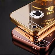 Недорогие Кейсы для iPhone 8 Plus-Кейс для Назначение iPhone 5c Apple iPhone 8 iPhone 8 Plus Кейс на заднюю панель Твердый Акрил для iPhone 8 Pluss iPhone 8